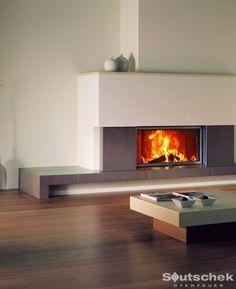 Panorama Kaminofen | Bläd | Pinterest | Modern, Design Und Moderne ... Kaminofen Modernes Design