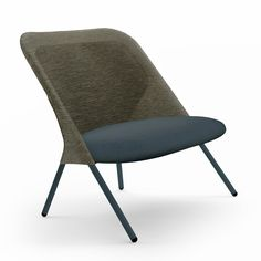 Shift Lounge Chair by Jonas Forsman