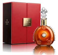 Remy Martin Louis XIII!