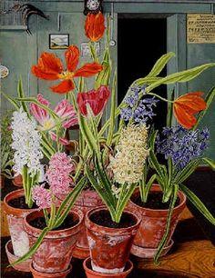 View Interieur mit Hyazinthen und Tulpen by Adolf Dietrich on artnet. Browse upcoming and past auction lots by Adolf Dietrich. George Grosz, Figurative Kunst, Knit Art, Digital Museum, Collaborative Art, Naive Art, Outsider Art, Cool Artwork, Art World