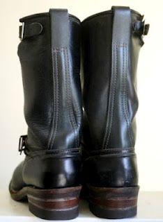 "Wesco ""Champion Boss"" engineer boots"