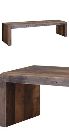 With its clean, contemporary design, this Melrose Bench will make a perfect addition to your modern home. Handsomely made from pine wood, this bench will bring a clean edge to your rustic or industrial...  Find the Melrose Bench, as seen in the Benches Collection at http://dotandbo.com/category/furniture/benches-and-ottomans/benches?utm_source=pinterest&utm_medium=organic&db_sku=114744