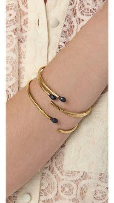 Monserat De Lucca Matchsticks Bracelet Set