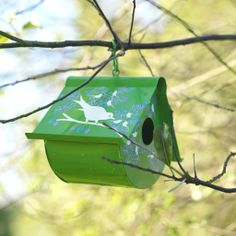 painted bird houses | item tweet pin it related products hanging jar t light holder £ 3 50 ...