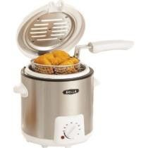 Bella deep fryer is very popular for it's great size and affordable price.  http://www.fryerly.com/top-bella-deep-fryer-review/