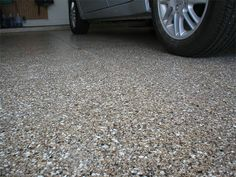 I love a clean garage. I am a woodworker, and I have dust collection systems that help keep it this way. When you epoxy your garage floor, it not only looks nicer, but it also protects it ...