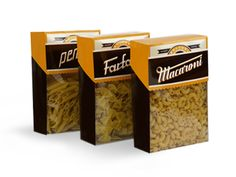 Buitoni Pasta Packaging by Jessica Chen