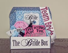 Wedding Gift Box Subscription : ... Monthly subscription boxes, The bride and Subscription boxes