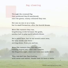 Poem written during pandemic. GAA teams volunteered delivering meds and food. Now returning to training. Well done! Thank you! #GAA #pandemic #poetry #carolinelamb #Ireland A Team, Ireland, Poems, Training, Food, Poetry, Work Out, Education, Irish