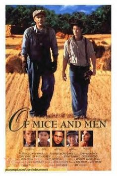 Best Of Mice And Men Costumes Images  Man Fashion Work Jackets  The Boots Screenworn By John Malkovich As The Character Lennie Small In The  Film Adaptation Of John Steinbecks Classic Novel Of Mice And Men