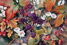 Ann Mortimer's Painting Blog: November 2010