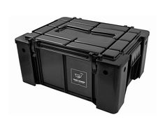 Stop messing around with temporary cargo carrying solutions. Get down to business with these clip-to-close, stackable and durable storage containers. Front Runner Wolf Packs can be used alone or as components for Front Runner Wolf Pack Drawer Systems, Fro Car Storage, Storage Boxes, Food Storage, Storage Ideas, Navara D40, Nissan Navara, Overland Gear, Jeep Camping, Camping Table