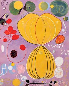 Hilma Af Klint Group IV No. 7 The Ten Largest Adulthood Print Poster Museum-quality posters with vivid prints made on thick and durable matte paper. A statement in any room, these puppies are just the accent your room or office needs. Feng Shui, Deco Pastel, Modern Art, Contemporary Art, Hilma Af Klint, Deco Marine, Artist Problems, Peter Paul Rubens, Wassily Kandinsky