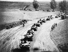 This was when hitler invaded poland and it was a big event because its when Britian declard war on Germany and then a week later so did Canada