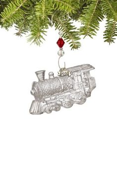$59.99-$55.00 Waterford Crystal Train Engine, First in a Series Ornament - A wounderful new series starting in 2008 with the introduction of the Waterford Train Engine.  This four year series will complete the Waterford train from engine to caboose.  It won't be too late to start the series, each year through 2011, previous introductions will be available to start your collection. http://www.amazon.com/dp/B001A67PH4/?tag=pin2wine-20