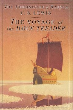 The Chronicles of Narnia - Voyage of the Dawn Treader - Chris Van Allsburg illustration