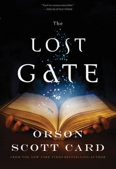 Book Review: The Lost Gate | The Obsessive Book Worm