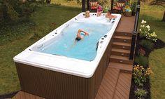 Hydrozone Swim Spa Review