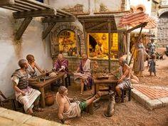 Resultado de imagen para maestros belenistas+pesebres orientales