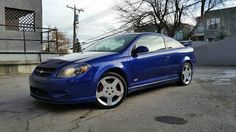 2007 Chevrolet Cobalt SS Supercharged Minty Make offers - $6500 in Calgary, Alberta  http://cacarlist.com/chevrolet/2007-chevrolet-cobalt-ss-supercharged-minty-make-offers_61888-62817.html
