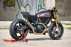 Ducati Scrambler WALZWERK-RACING