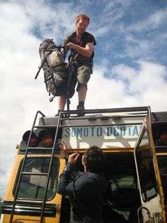 Backpacking, Central America | Find opportunities to travel and volunteer with www.frontiergap.com | #adventure #travel