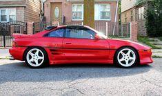 1991 Toyota MR2 Turbo SW20