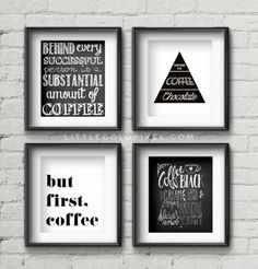 Kitchen Free Printables  E  A Wall Art Roundup