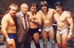 The Guerrero Wrestling Family