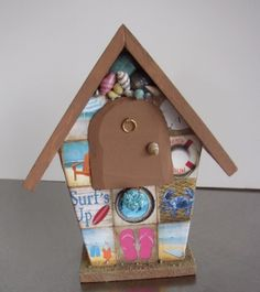 Beach Bum Fairy Lives in the Beach House by DACmentandMore on Etsy, $20.00
