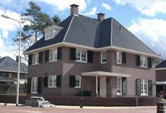 Villa Notarius is een fier herenhuis met een mooie, klassieke uitstraling.