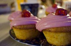 Cupcaket Kotikokki.netin nimimerkki Annakristiina90:n ohjeella