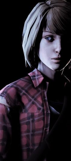 Max Caulfield from Life Is Strange. She is so beautiful in so many ways.