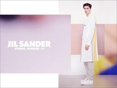 Jil Sander - Jil Sander Men's Lookbook S/S 15