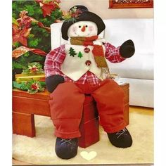 Christmas Fabric, Christmas Baby, Christmas Snowman, Christmas Stockings, Christmas Crafts, Christmas Decorations, Christmas Ornaments, Holiday Decor, Noel Fisher