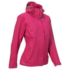 €0,00 - Abbigliamento escursionismo donna - Giacca Arpenaz 300 Rain L - QUECHUA