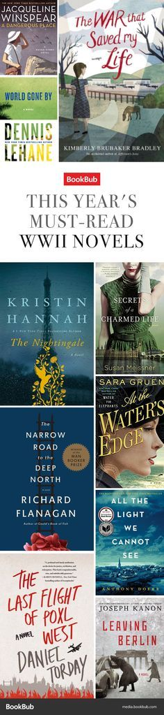 WWII novels: These are the books worth reading if you love historical fiction.