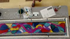 Painting Classes, Silk Painting, Student Work, Tie Dye, Tye Dye, Student Jobs