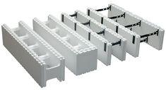 Пенополистирольная несъемная опалубка: качества и применение   строим сами Ice Cube Trays