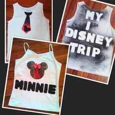 DIY Disney shirts for my girl and boy with fabric spray paint iron-on adhesive Disney Diy, Baby Disney, Disney Ideas, Disneyland Trip, Disney Trips, Disney Shirts, Disney Outfits, Fabric Spray Paint, Paint Shirts