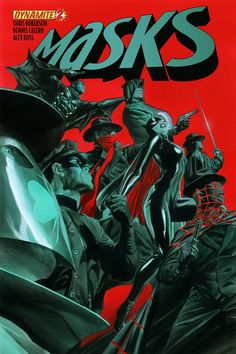 Masks #2 Review | Word of the Nerd
