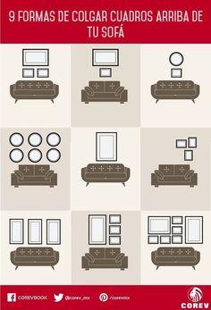 20 Consejos inteligentes para decorar tu casa con un presupuesto limitado