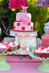 Olivia The Pig Birthday Supplies   Party Search - Olivia The Pig   Catch My Party