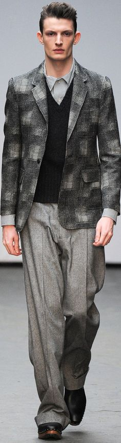 E. Tautz Menswear Fall-Winter