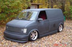 Custom Astro Van