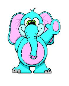 Free Cross Stitch Pattern - gonna make this baby elephant for my nephew to be :)