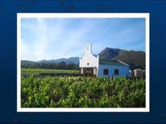 Le Manoir Brendel Conference Venue in Franschhoek, Western Cape Winelands - YouTube
