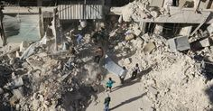 Unrelenting Assault on Aleppo Is Called Worst Yet in Syria's Civil War - The New York Times