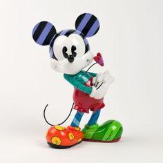 Figurine Mickey Avec Coeur