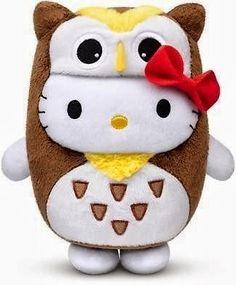 Hello Kitty Owl